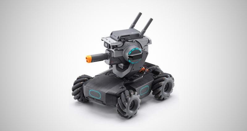 DJI Intelligent Educational Robot