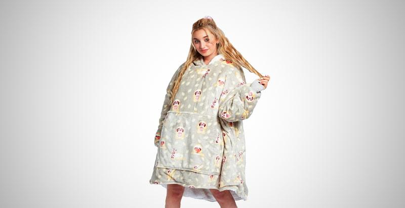 The Oodie Wearable Blanket