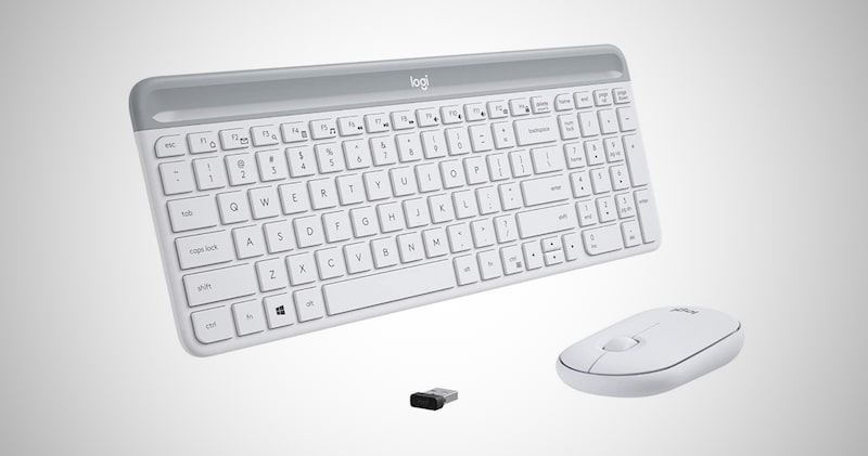 Logitech MK470 Slim Wireless Keyboard