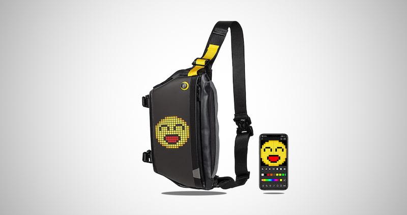 Divoom Pixoo-Slingbag Backpack