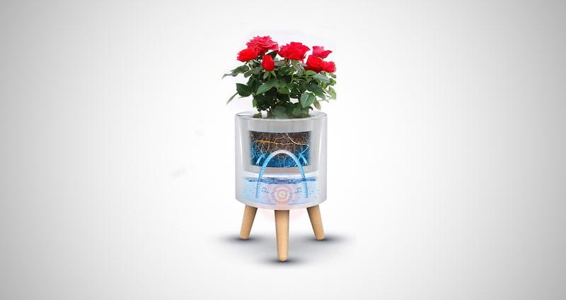 Supsiah Smart Plant Pot