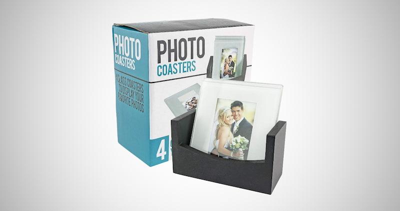 Southern Homewares Photo Coasters