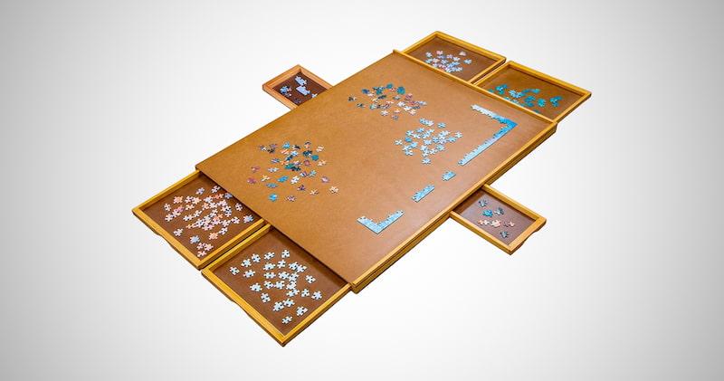 Jumbl 1500-Piece Puzzle Board