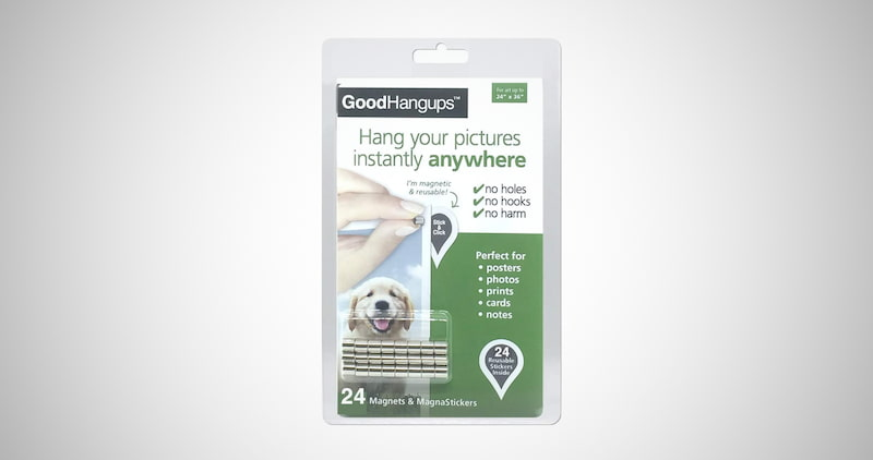 GoodHangups Magnetic Hanging Solution