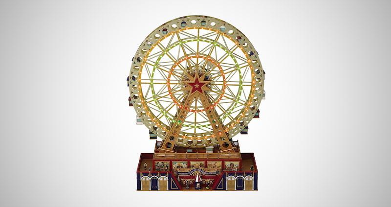 Musical World's Fair Grand Ferris Wheel