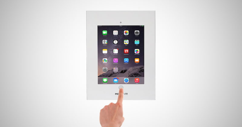 Anti-Theft Tablet Wall Mount