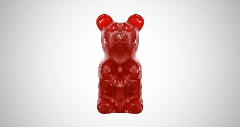 Cherry Flavored Giant Gummy Bear