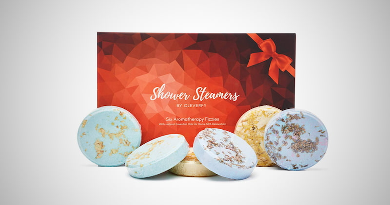 Cleverfy Shower Steamers Aromatherapy