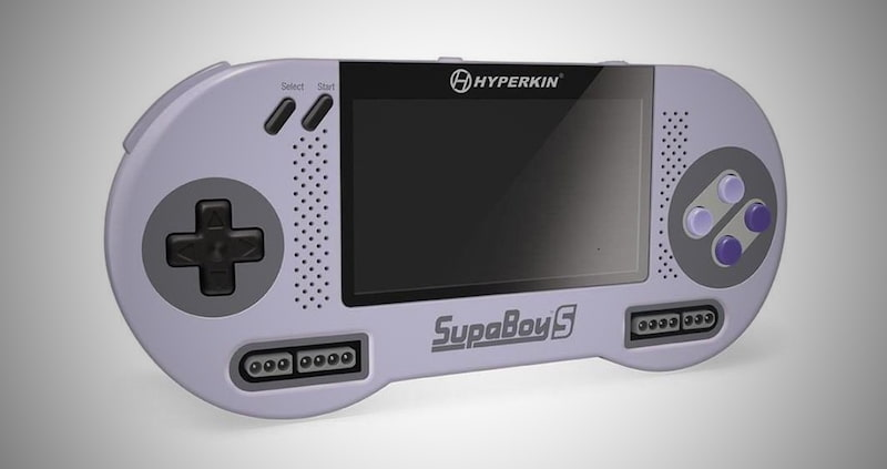 Pocket SNES Console