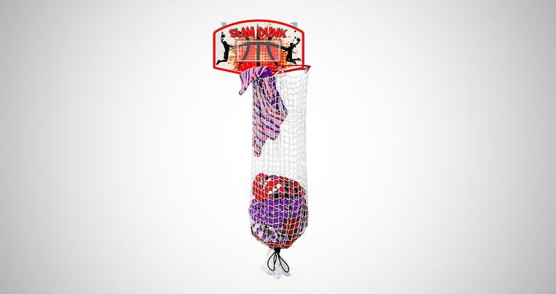 Bundaloo Slam Dunk Basketball Hamper