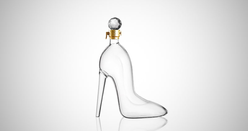 High Heeled Shoes Wine Decanter
