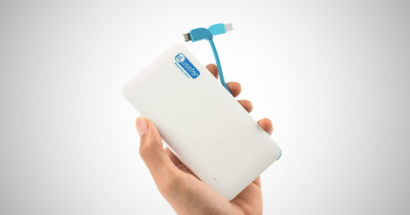eLusefor On the Go Charger