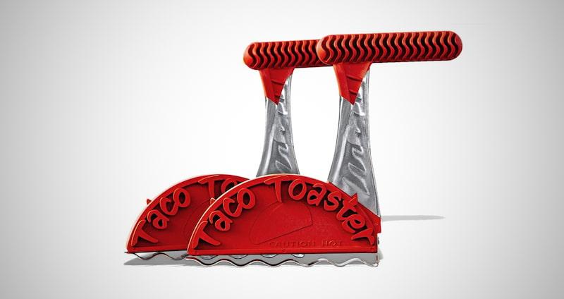 The Original Taco Toaster