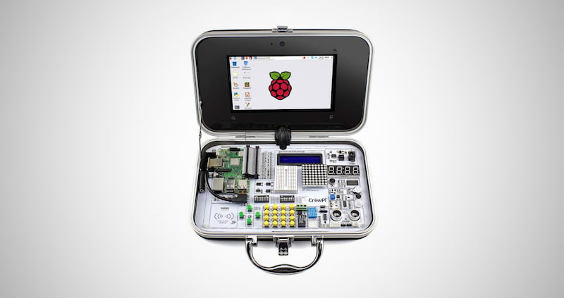 Elecrow CrowPi All-in-one Education Kit