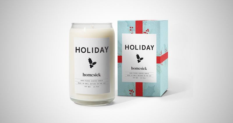 Holiday Stroll Scented Candle