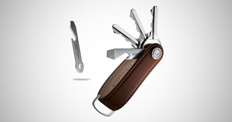 Smart Key Organizer Keychain