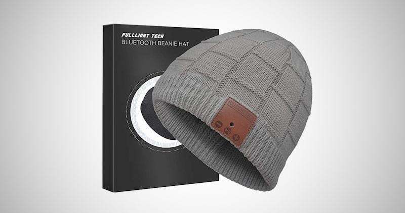 Upgraded Bluetooth Beanie Hat