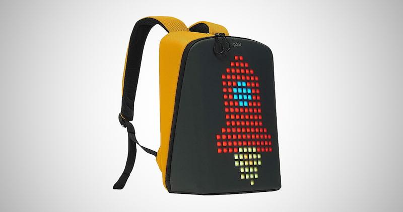 Smart LED Pix Backpack