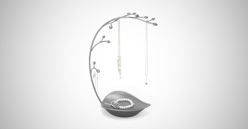 Orchid Jewelry Hanging Tree Stand