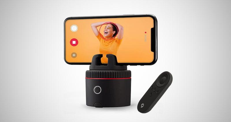 Pivo Pod Red with Remote Control