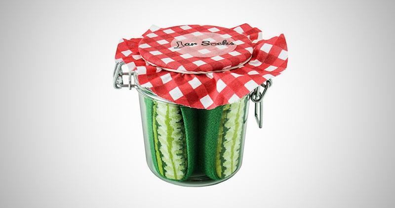 Pickles Jar Socks