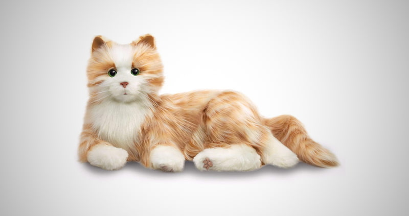 Realistic & Lifelike Companion Cat