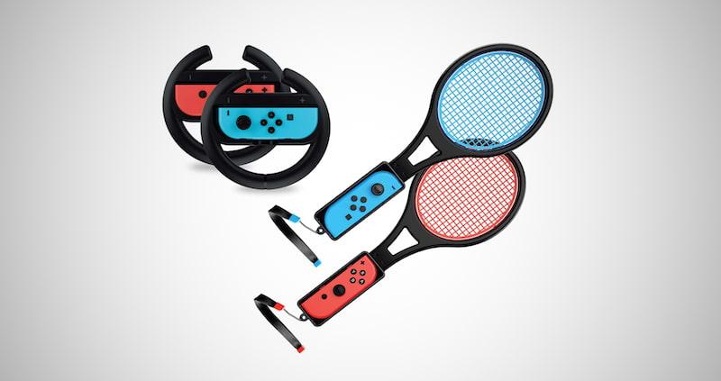 Tennis Racket Combo Pack