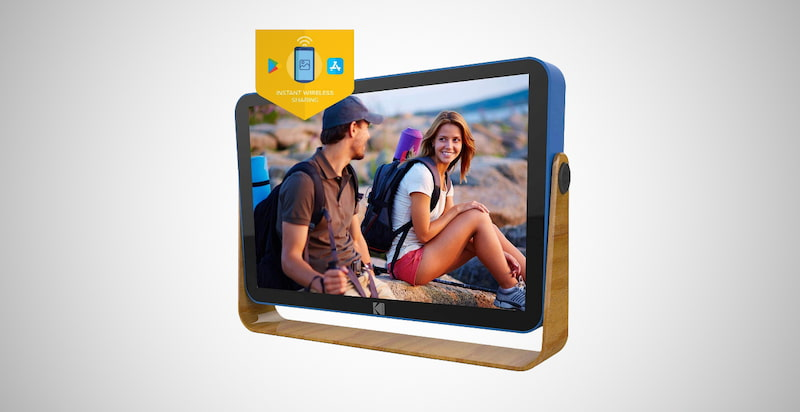 Kodak Touch Screen Picture Frame