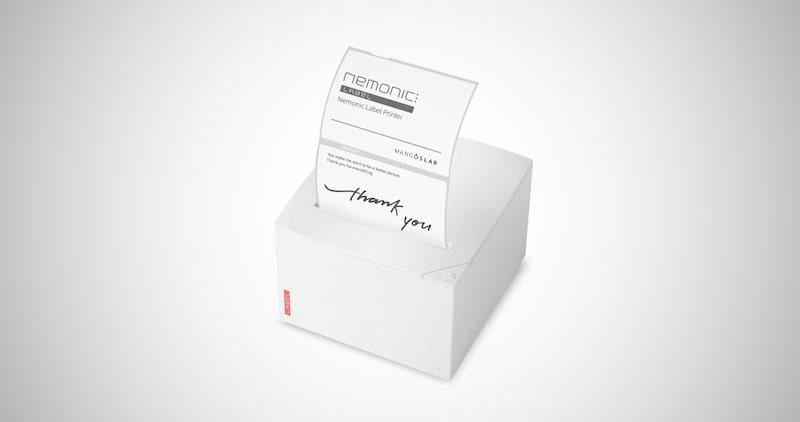Bluetooth Label Printer