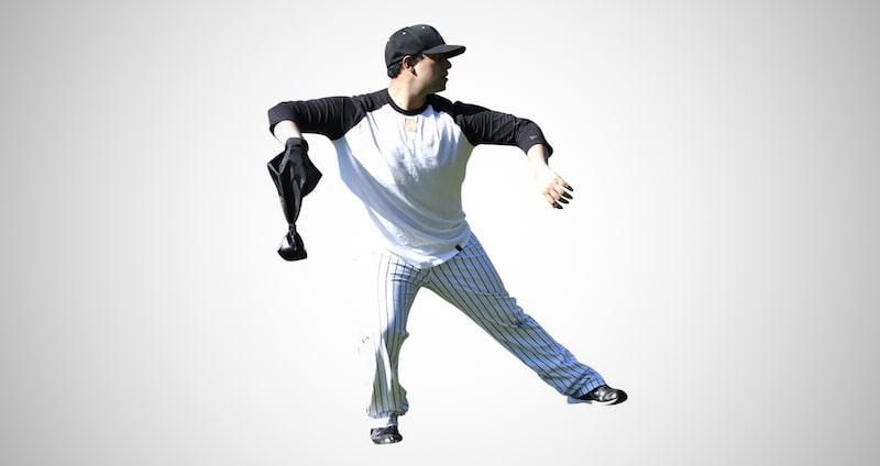 Baseball Pitching Training Aid