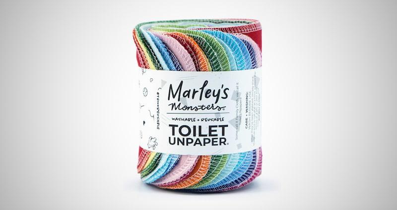 Marley's Monsters Toilet UNpaper Roll