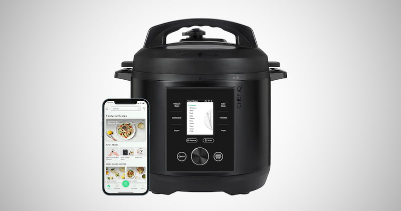 World's Smartest Pressure Cooker