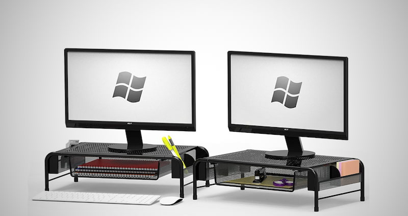 Desk Monitor Stand Riser