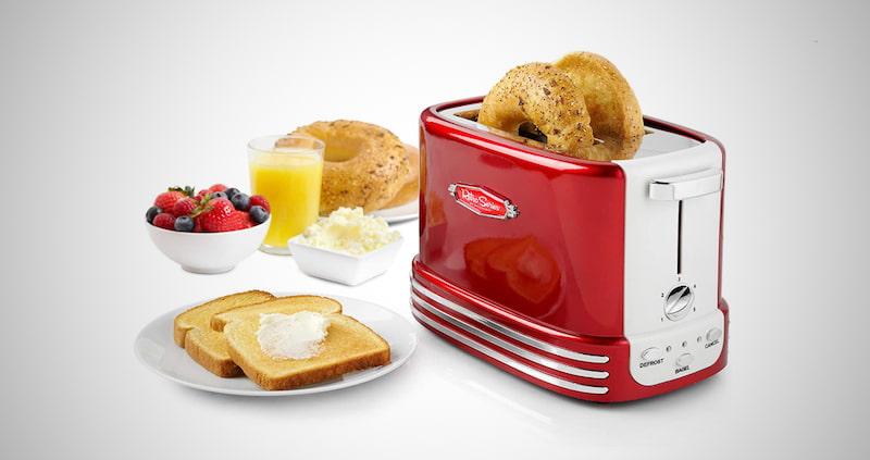 Nostalgia 2-Slice Toaster
