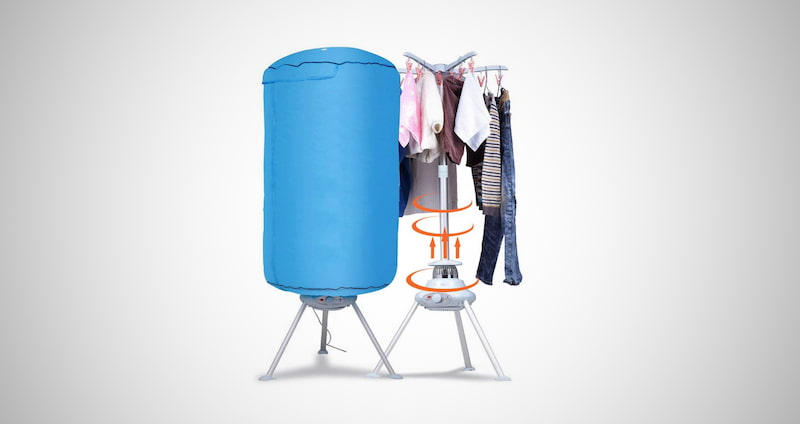 Panda Ventless Cloths Dryer