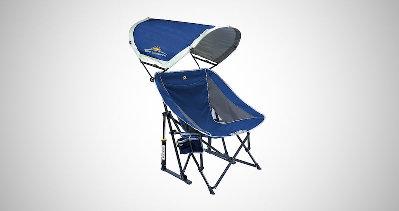 GCI Outdoor Collapsible Rocking Chair