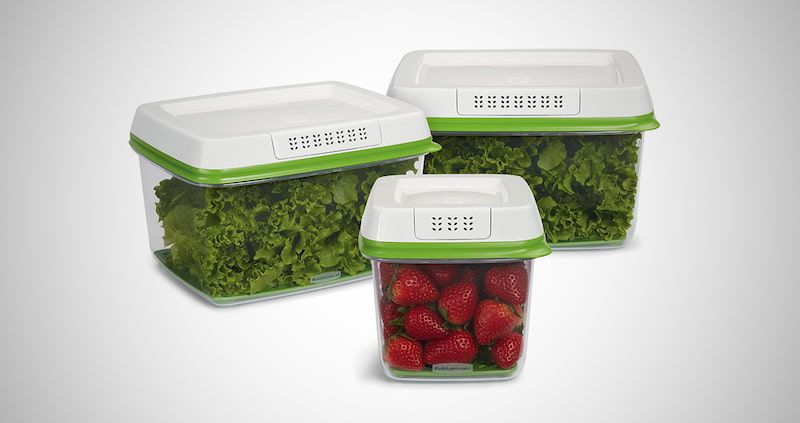 Rubbermaid Food Storage Container