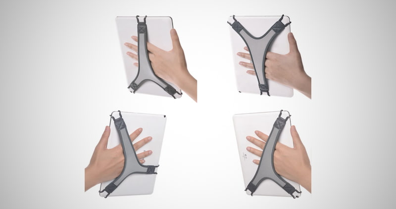 TFY Security Hand Strap Holder