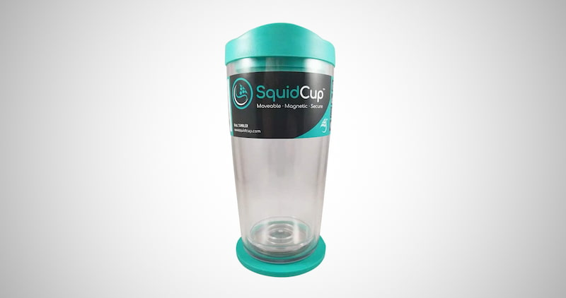 SquidCup Non Tip Cup Holder