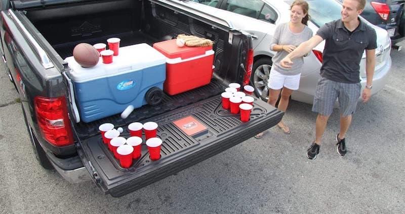 Duraliner Truck Beer Pong Tailgate