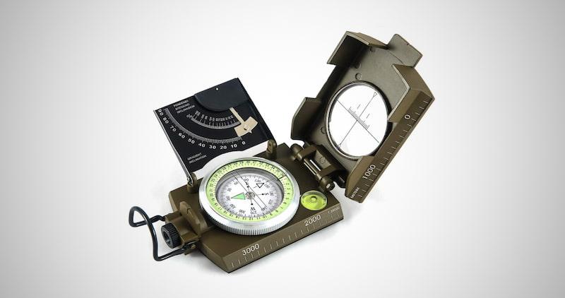 Eyeskey Navigation Compass