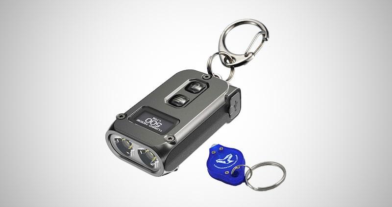Nitecore Keychain Flashlight