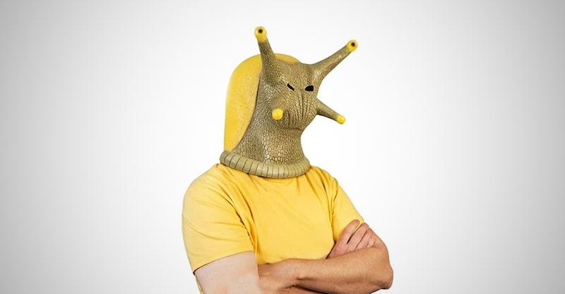 Snail Full Face Mask