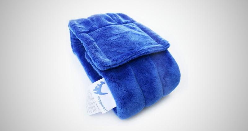 Huggaroo Soothe Microwavable Heating Pad