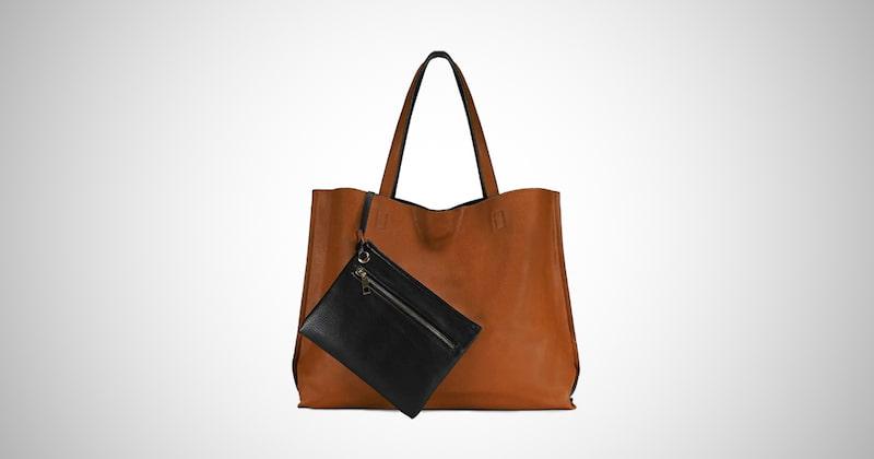 Scarleton Reversible Tote Bag