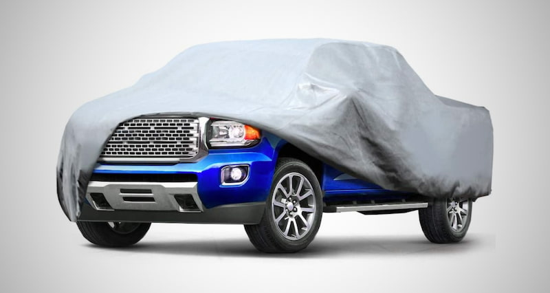 Pick Up Truck Cover