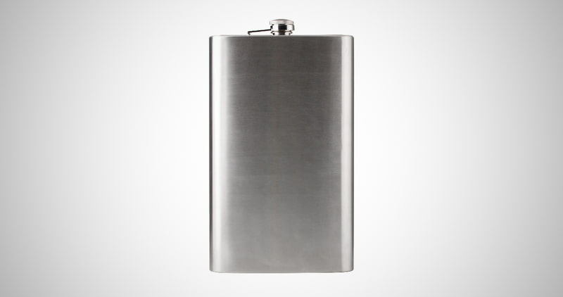 Extra Large Drinking Flask