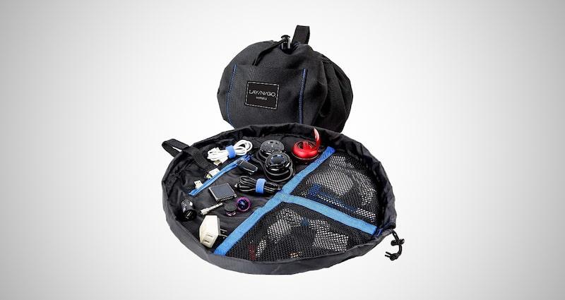 Lay-n-Go Tech Bag