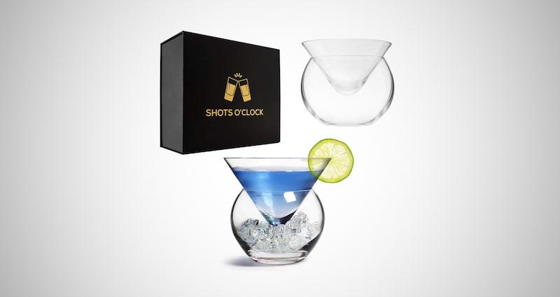 Elegant Cocktail Glass Set