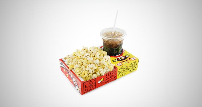 Movie Popcorn Trays